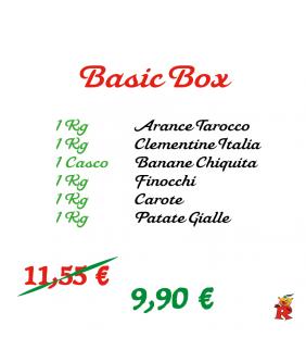 Basic Box Frutta Rey