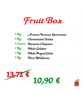 Fruit Box Frutta Rey