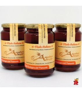Miele Castagno del Piemonte 500 Gr.