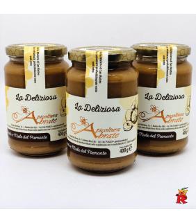"""Miele """"La Deliziosa"""" 400 Gr."""
